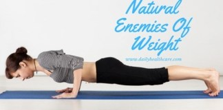 Natural Enemies Of Weight - The Best Weight Loss Motivation-dailyhealthcare.us.jpg