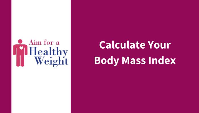 calculate DMI (body mass index) Online