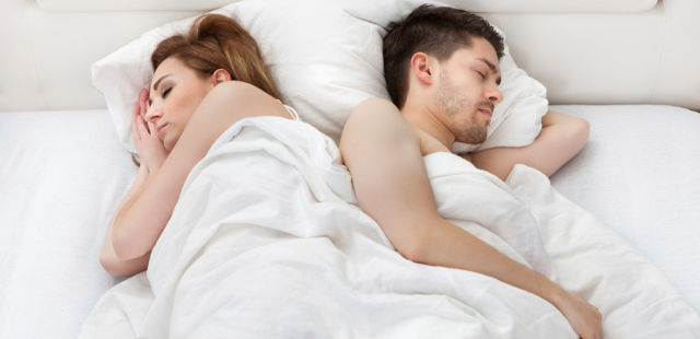 4 Comfortable Sleeping Positions for Couples