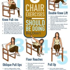 Sitting Down Chair Exercises Elegant French Accent Chairs 5 That Reduce Belly Fat In No Time