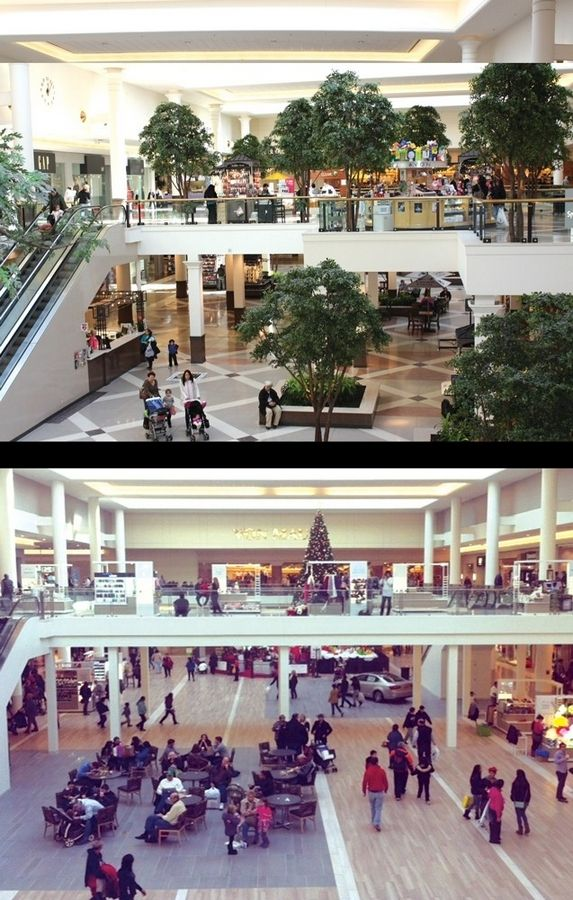 Yorktown Mall Stores : yorktown, stores, Lombard's, Yorktown, Center, Celebrating, Renovations