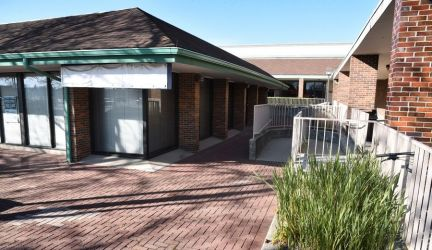 Does a self storage belong in a Naperville shopping center?
