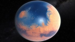 Mars doesn't have Adequate Carbon-Dioxide