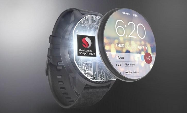 Qualcomm New Smartwatch