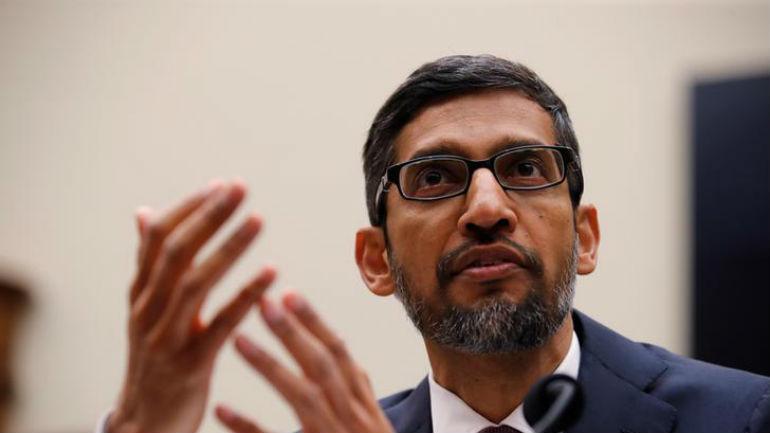 "Google's CEO Sundar Pichai Had To Explain Congress Why Googling ""Idiot"" Shows President Trump"