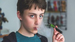 E-Cigarette In Teens