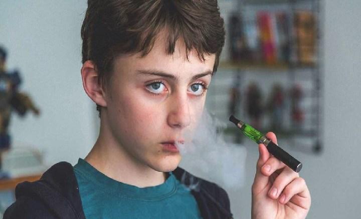 E-Cigarette In Teens