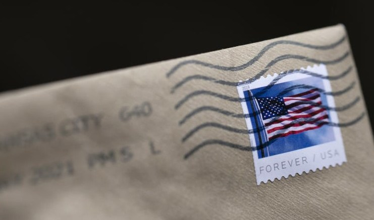 First-Class Postage Stamp