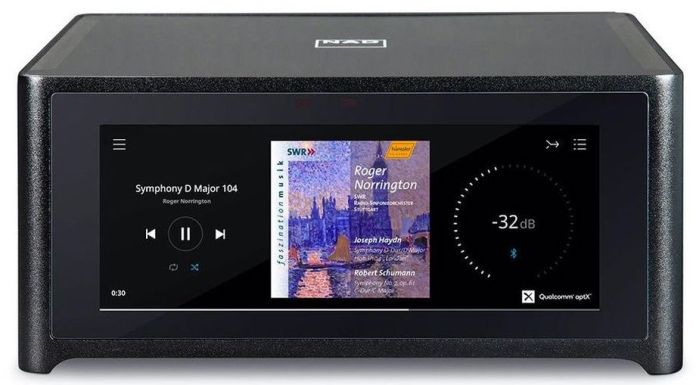 NAD M10 Streaming Amplifier