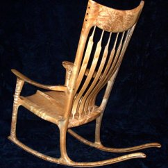 Sam Maloof Rocking Chair Plans Hal Taylor Modern Art Covers And Linens The Sh: Learn Plan