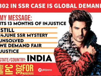 14June SSR Mystery Unsolved