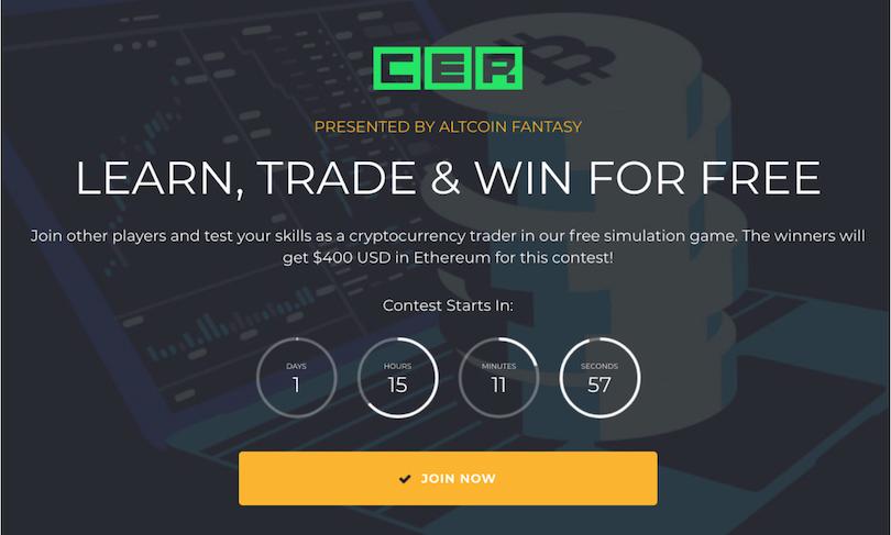 trading simulator cryptocurrency