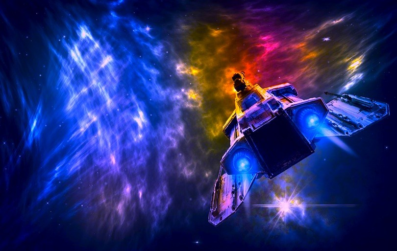 Биткоин в космосе: BitMEX тестирует спутниковую криптосистему