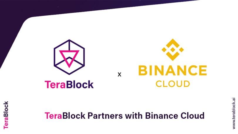TeraBlock Partners up With Binance Cloud 1625062534WeH2EW1PYh