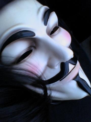 DHP Nov. 5th Ed. (V For Vendetta) (1/2)