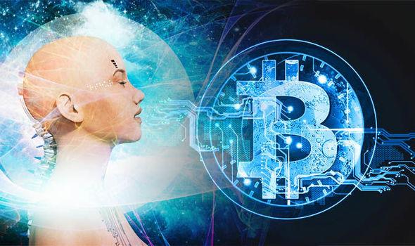bitcoin is an AI