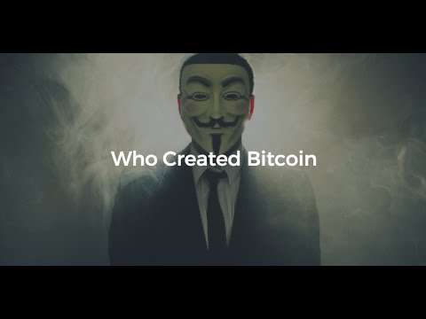 who created bitcoin