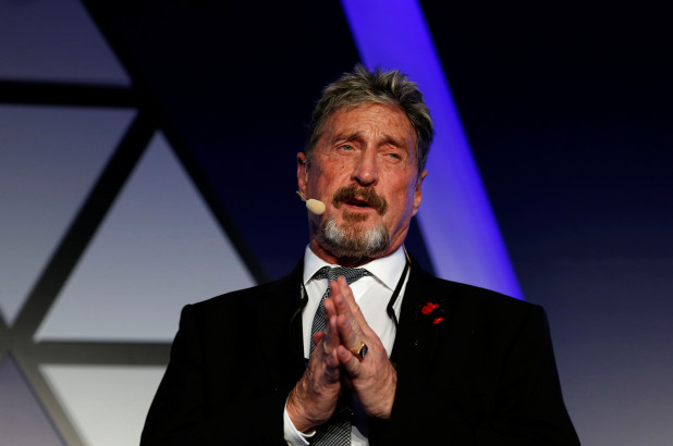 Short Term Fluctuations Are Meaningless-John McAfee