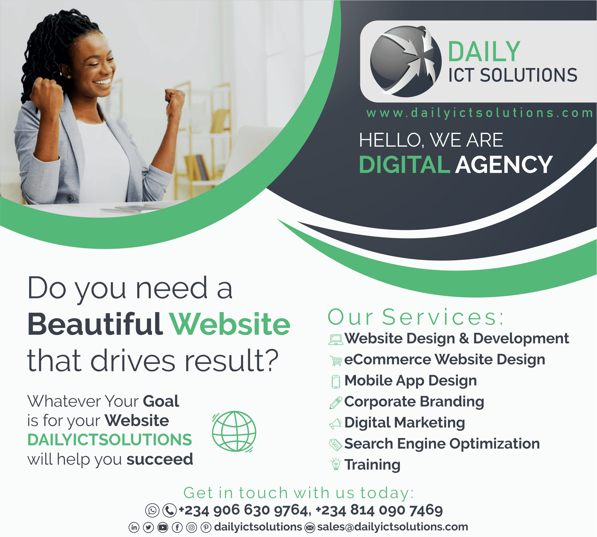 DAILYICTSOLUTIONS E-Flier 1