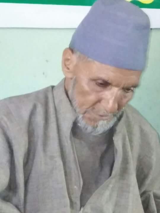 غلام محمد بابا المعروف خرقہ صاحب: ایک ملاقات