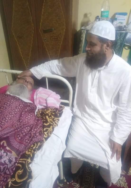 مولانا غلام نبی فرید آبادی سے ایک سنہری ملاقات ۔۔۔۔محمد شفیع