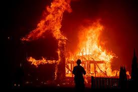 سوپور میں آگ کی ہولناک واردات