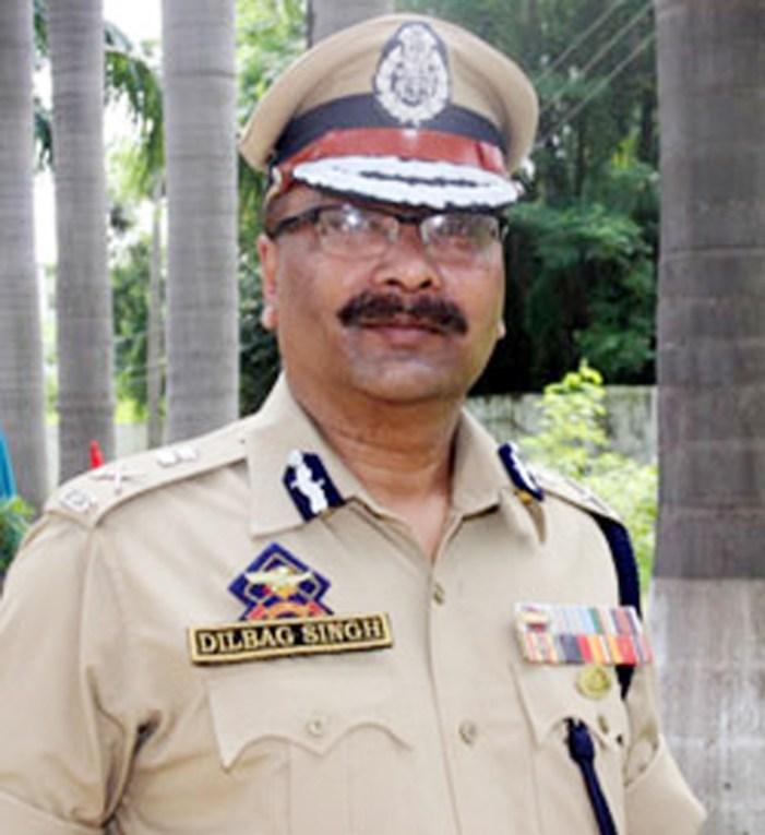 پولیس سربراہ دلباغ سنگھ کی صدارت میں خصوصی تقریب