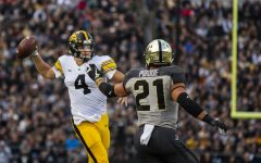 Iowa football report card: Quarterbacks