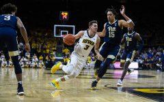 Bohannon, Wieskamp lead Iowa's 3-point barrage