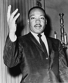 Martin Luther King jr. : dailyjag.com