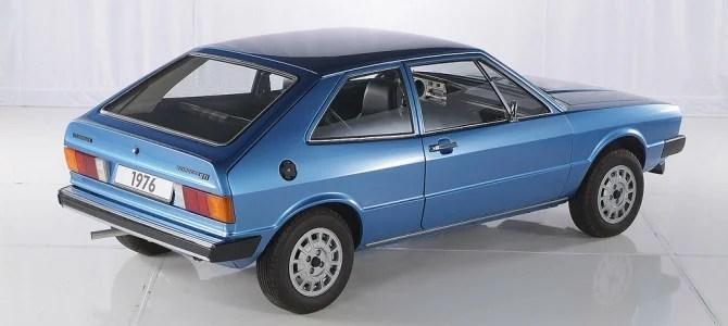 VW Scirocco GTI 1976
