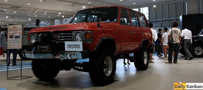 Land Cruiser 60 BJ60V 1982
