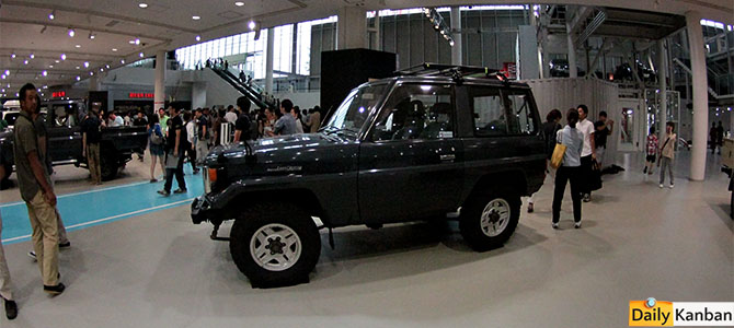 Land Cruiser 70 Series PZJ70 1992