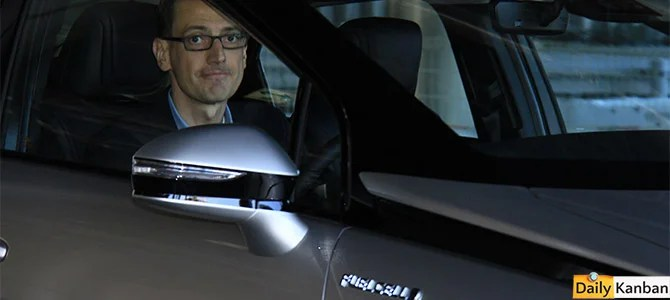 Mirai Test drive -3- Picture courtesy Bertel Schmitt