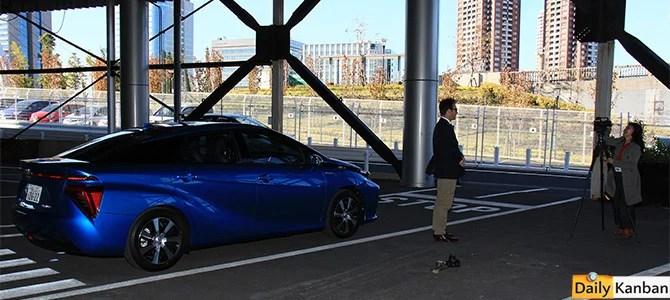 Mirai Test drive -4- Picture courtesy Bertel Schmitt