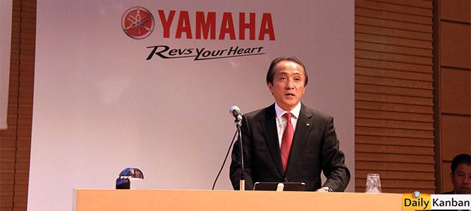 Hiroyuki Yanagi , today in Tokyo