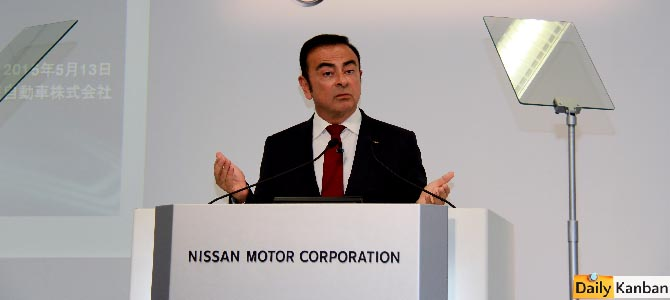 Carlos Ghosn Yokohama 051315 -01- Picture courtesy Bertel Schmitt.