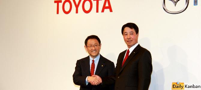 Tooyota-Mazda-Picture courtesy Bertel Schmitt