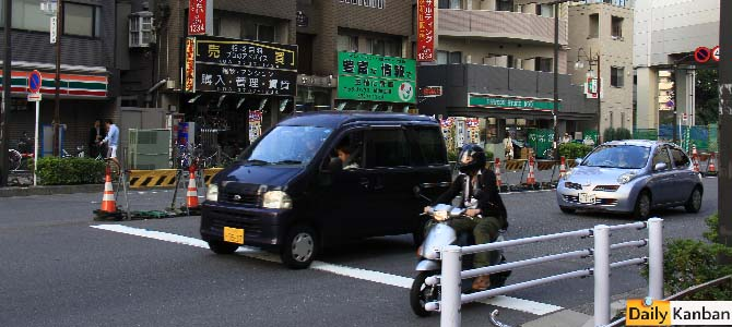 Japan roads june - Picture courtesy Bertel Schmitt