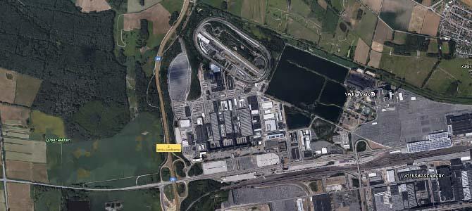 Raided: Volkswagen's Forschungs und Entwicklungs Abteilung
