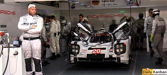 Possible fall-out victim: Porsche's WEC team