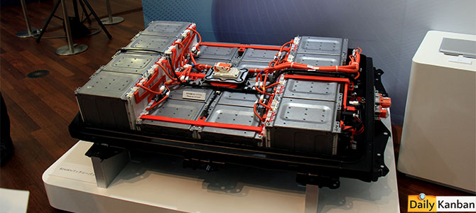 The 60 kWh battery