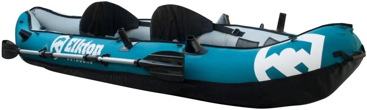 Elkton Inflatable Fishing Kayak