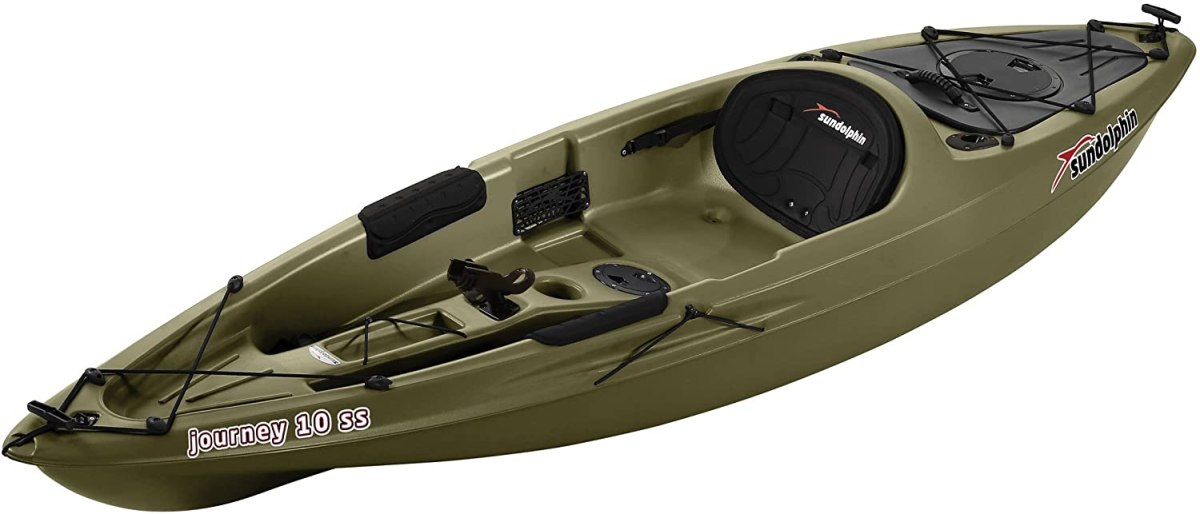 Sun Dolphin Journey Fishing Kayak
