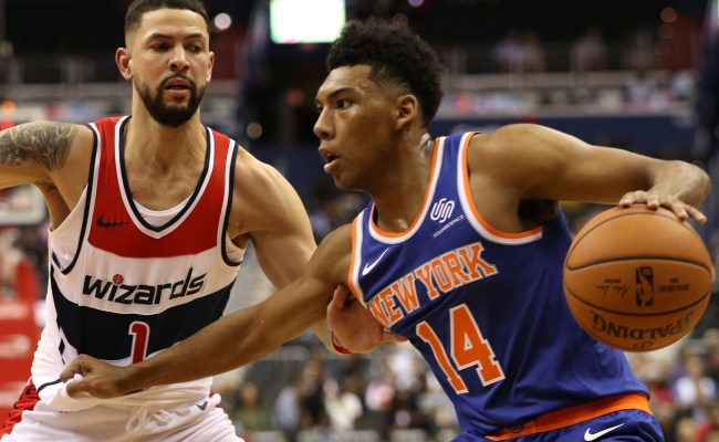 New York Knicks Who Stepped Up In The Preseason Opener