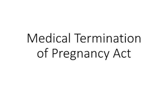 President Nods To Medical Termination Of Pregnancy (Amendment) Act, 2021