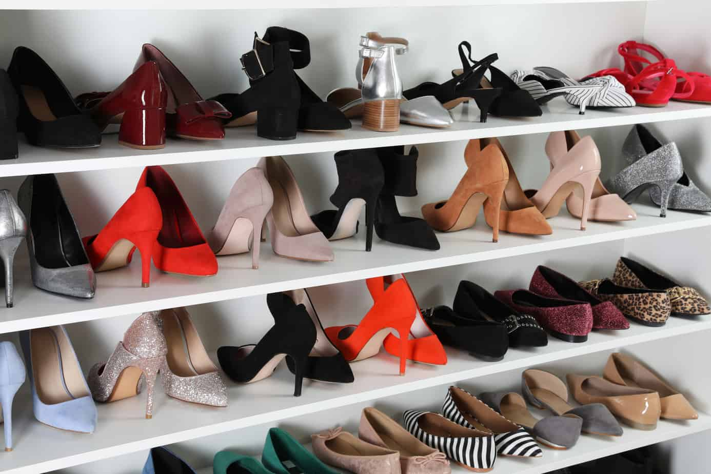 How to store your shoes properly