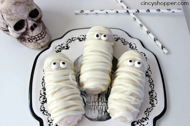 15 Halloween Party Food Ideas for Kids (Part 1)