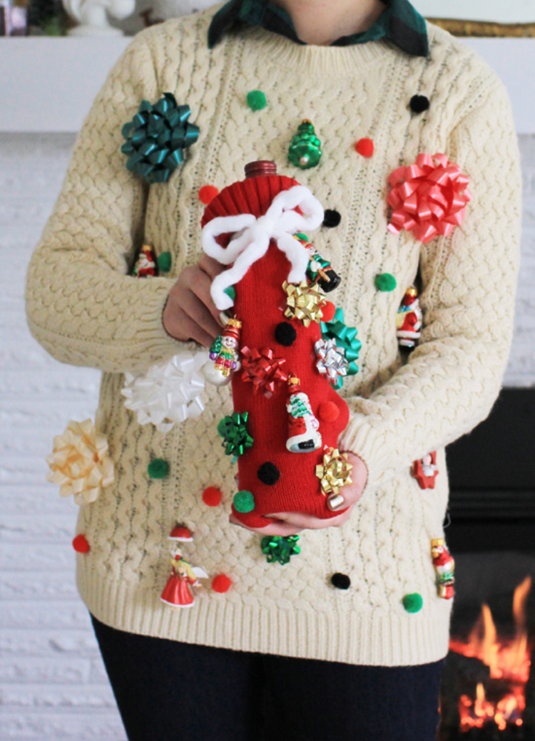25 Ugly Christmas Sweater Ideas