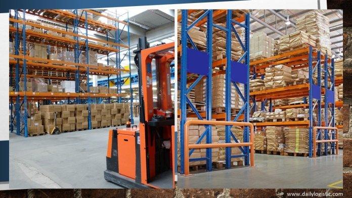 Warehouse management,Daily Logistics,